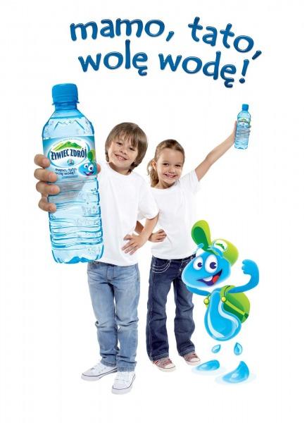 Mamo Tato wolę wodę